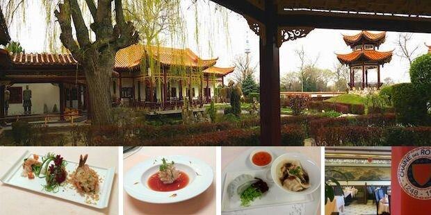 Echte Sichuan Küche im Wiener Donaupark