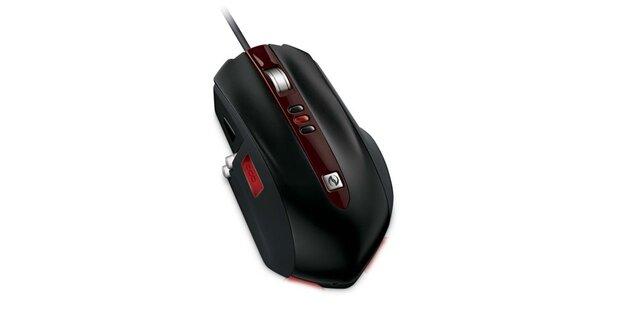 Microsoft bringt Gamer-Maus der Extraklasse