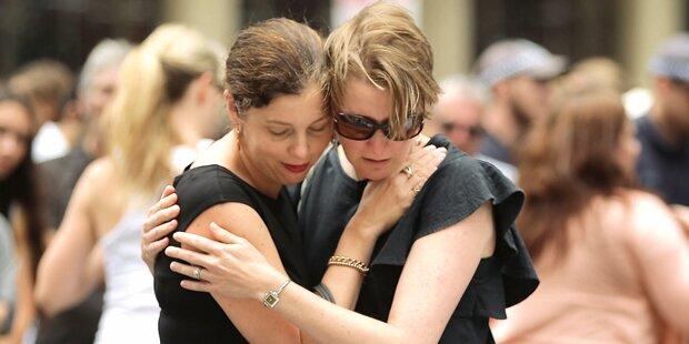 Tori Johnson: Der tragische Held von Sydney