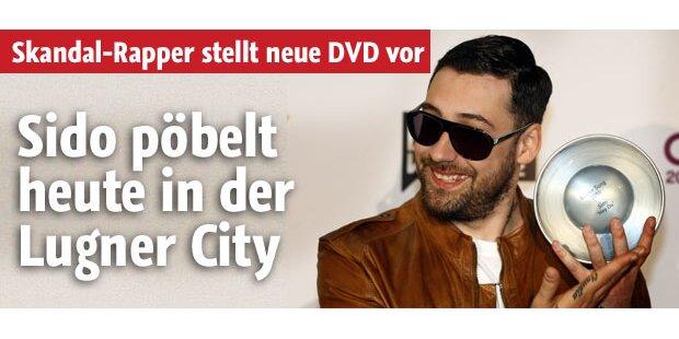 Rapper Sido lästert über Österreich