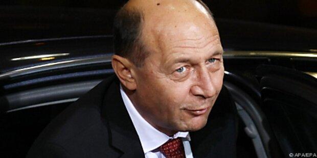 Absetzung Basescus gescheitert