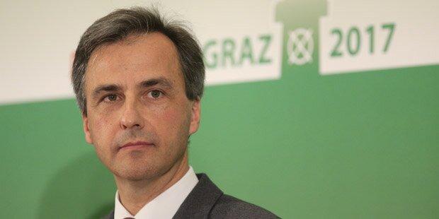 Graz: Nagl fightet gegen linke Mehrheit