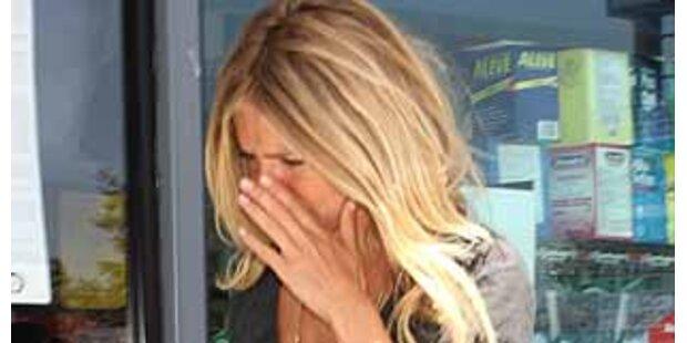 Ihr reicht's - Sienna Miller in Tränen aufgelöst
