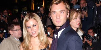 Sienna Miller möchte mit Jude Law feiern