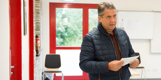 Sigmar Gabriel Wahl