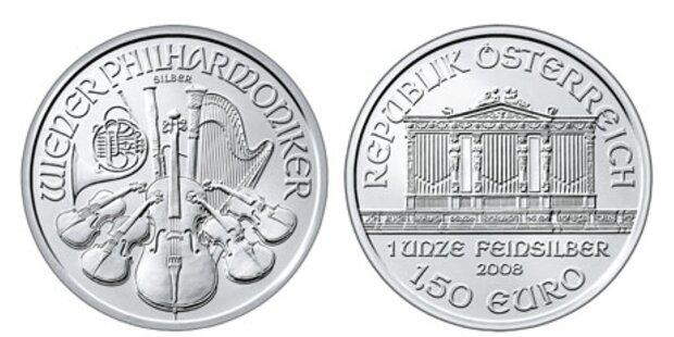 Philharmoniker Münze So Teuer Wie Nie Zuvor