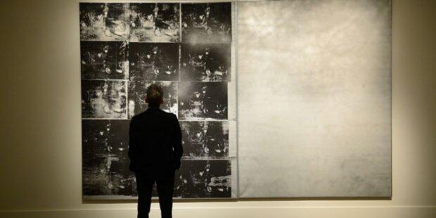 Andy Warhol Bild für 105 Millionen versteigert