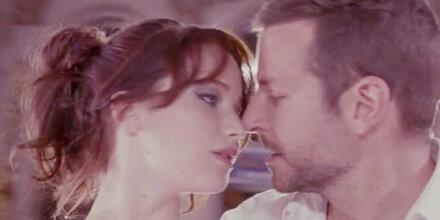 Bradley Cooper liebt Jennifer Lawrence