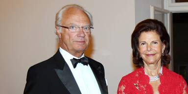 Königliche Visite bei Salzburger Festspielen