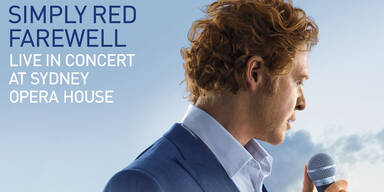 DVD + CD Live in Concert at Sydney Opera House