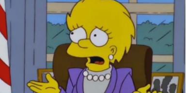 Simpsons sagten Harris als Vize-Präsidentin voraus