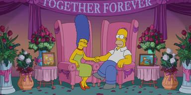 Das sagen Marge & Homer zur Trennung