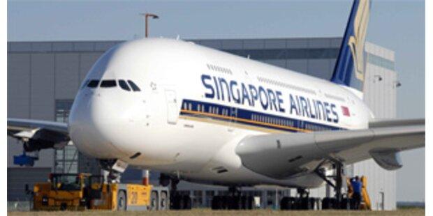 Bereits 8.000 Dollar für Airbus A380-Ticket geboten