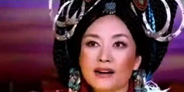 Chinas First Lady singt