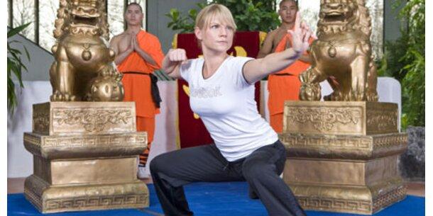 VIPs auf der Spur der Shaolin-Krieger