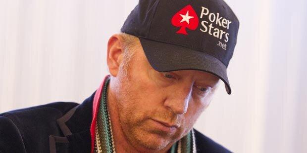 Pokerturnier: Boris Becker ist raus