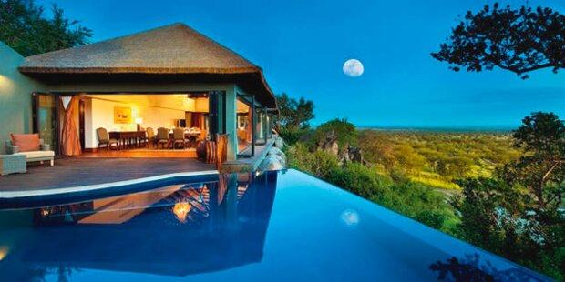 Bestes Luxus-Hotel der Welt in Tansania