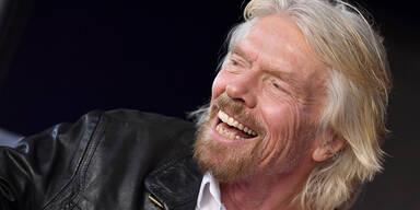 Sir Richard Branson wird 70