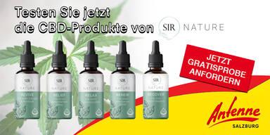 Hochwertige CBD Öle von Sir Nature