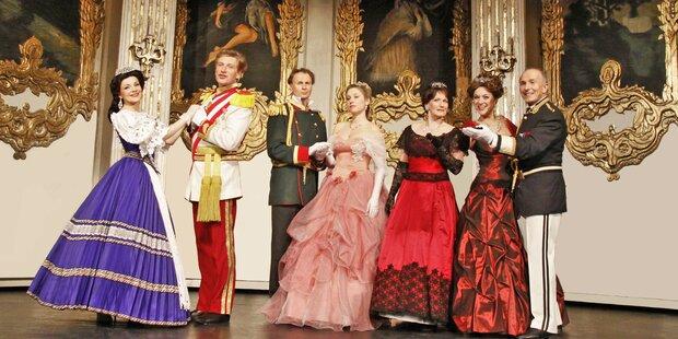 Sissi - Liebe, Macht und Leidenschaft im Salzburg Congress