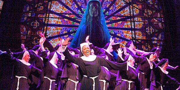 Nonnen-Musical löst Blutsauger ab