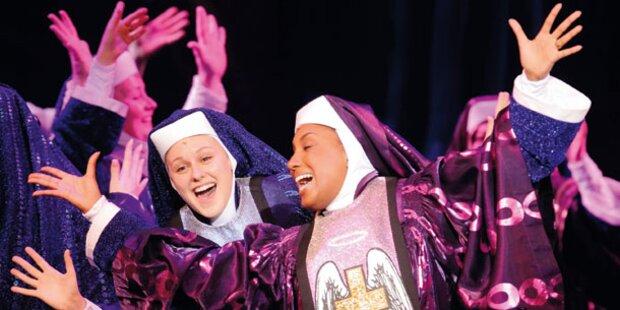 Diese Nonnen sind ein Hit!
