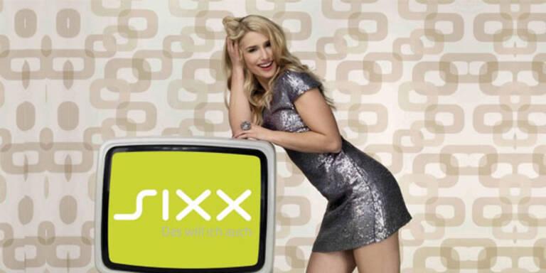 SIXX -  der neue Sender für Frauen startet