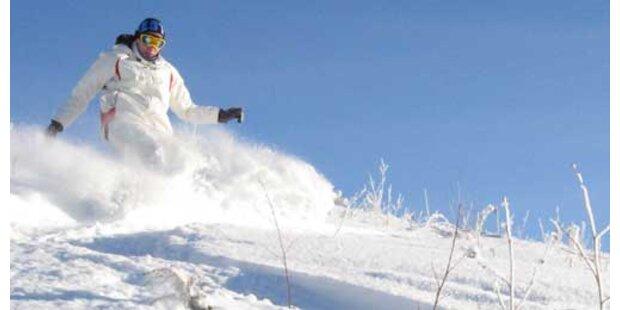 Ein Drittel mehr verletzte Skifahrer