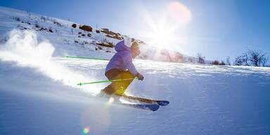 Skifahrer - Wintersport - ADV - Catena
