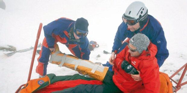 Schon zehn Prozent mehr Ski-Opfer