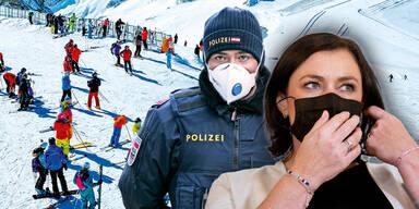 Harte Regeln für Ski-Urlaub: Hütten-Verbot und Pisten-Polizei   Der Plan: Was jetzt kommen soll