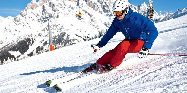 Ski-App führte Tourist in die Irre