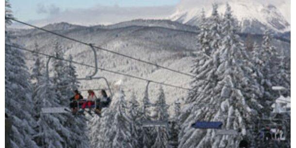 In Skigebieten keine Zimmer mehr frei