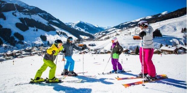 Salzburg fährt Ski