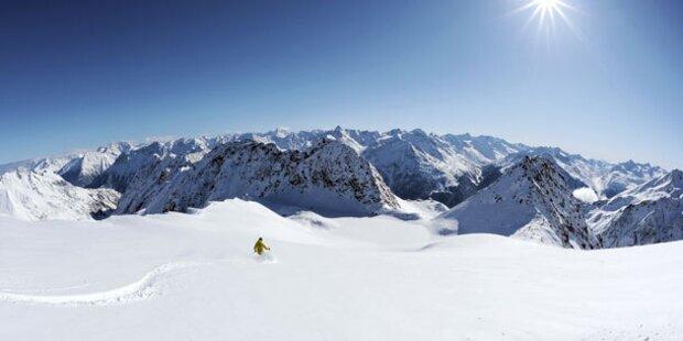 Skigebiete schummeln bei Pistenkilometern