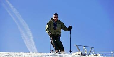 Skifahren für Geschiedene