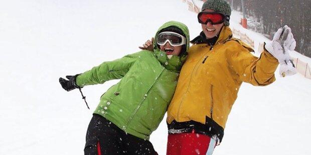 Ski-Spaß auf den Wiener Hausbergen