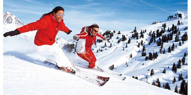 Skiorte sind nahezu ausgebucht