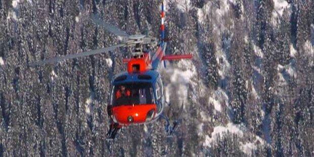 Skifahrer stürzte 40 Meter in den Tod