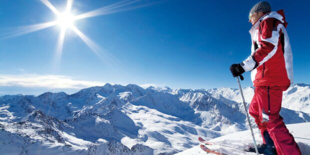 Skifahren ist wahres Wundermittel