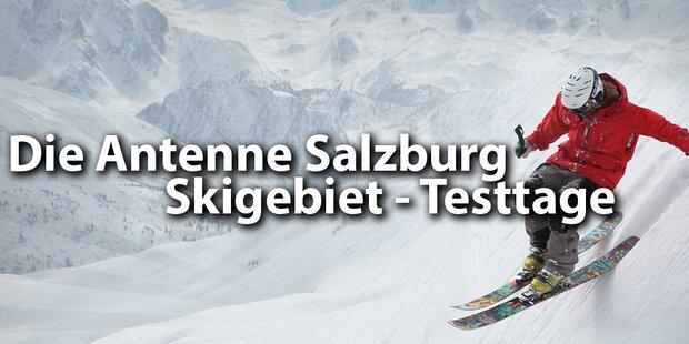 Wir testen für euch Salzburgs Skigebiete