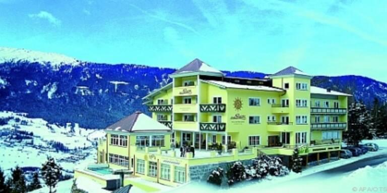 Skigebiet Hochzeiger nur wenige Schritte entfernt