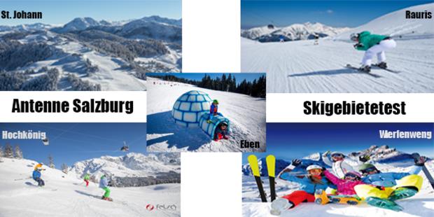 Skigebiete Test 2016