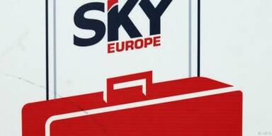 SkyEurope derzeit unter Gläubigerschutz