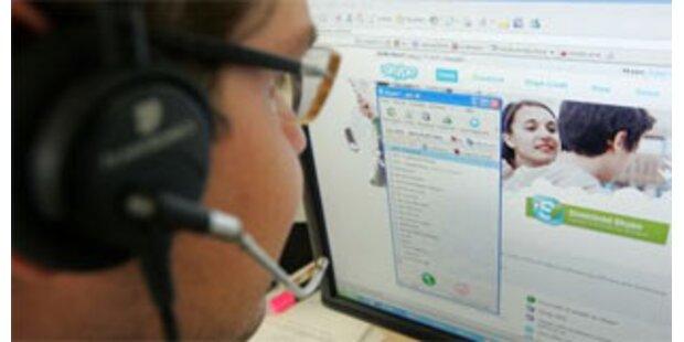 Billiger telefonieren durch Skype-Rückruf