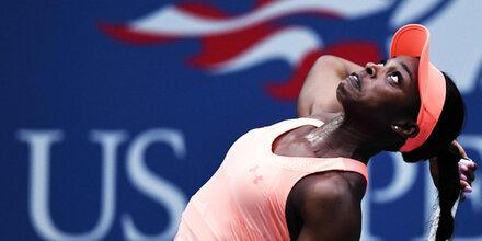 Stephens holt ersten Grand-Slam-Titel