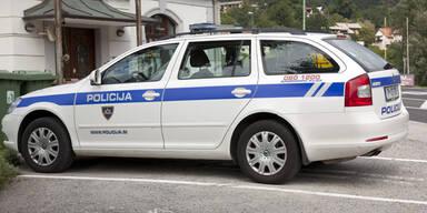Slowenien Polizei