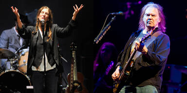 Patti Smith / Neil Young