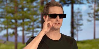 AR-Brille ist da: Snapchat düpiert Apple und Facebook