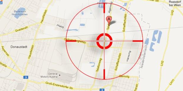 Wieder Sniper-Alarm in Wien